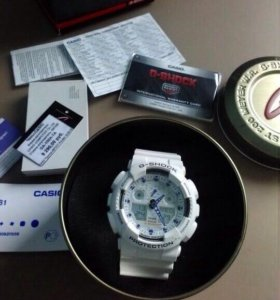 Оригинал CASIO G-SHOCK GA-100