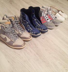 Спортивна обувь
