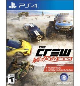 The Crew: Wild Run Edition PS4