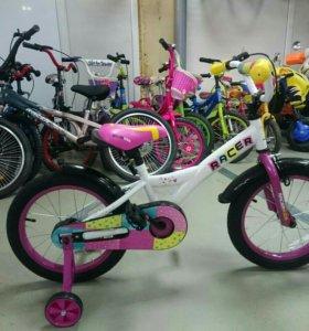 """16"""" Велосипед Racer 910-16"""