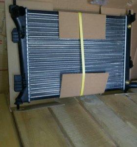 Радиатор Kia Rio 11-17