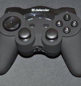 Беспроводной джойстик контроллер для ПК (компьютер