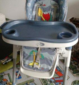 Детский стульчик для кормления jetem