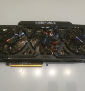 Видеокарта nvidia GIGABYTE GeForce GTX 770