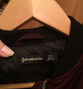 Новый бомбер -куртка