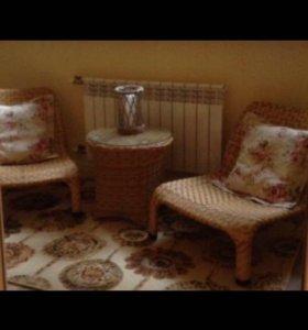 Плетёная мебель 4SIS