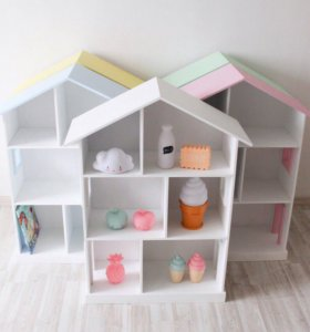 Кукольный домик на заказ