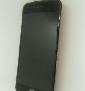 Дисплейный модуль iphone 6 черный