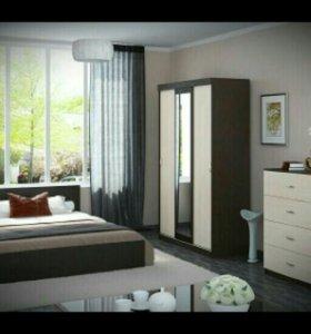 Новая спальня