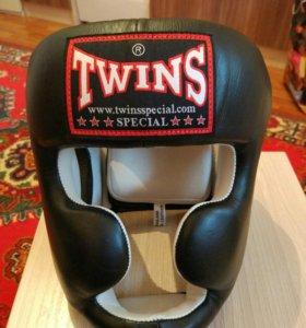 Шлем боксерский twins special новый