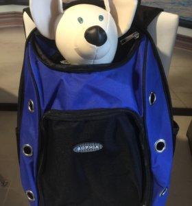 """Новый рюкзак 🎒 для собак 🐕 «Forest"""""""
