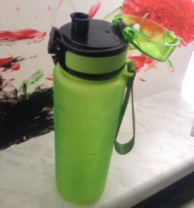 Бутылка для воды, спортивная бутылочка