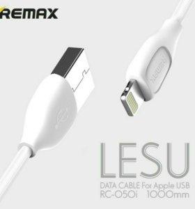 Кабель Lightning для Apple iPhone RC-050i