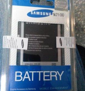 Акумулятор Samsung n7100