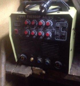 Сварочный инвертор кедр200р AC/DC