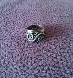 Кольцо из мельхиора р-р 17,5