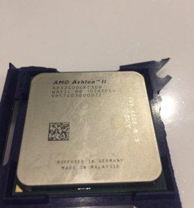 AMD Athlon II X2 ADX2400CK23GQ Dual Core CPU 2,80