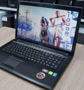 """17,3"""" Ноутбук MSI CX70 i5 4200M/8Gb/GT 740M 2 b"""