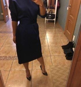 Платье шёлк 42/44