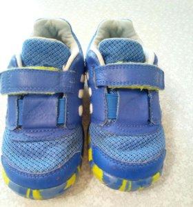 Кроссовки на мальчика 24 размер