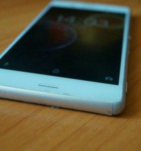 Телефон sony и экран новый