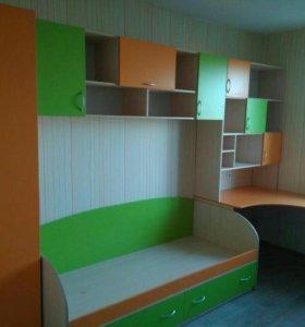 Кухни, прихожие, детские, шкафы-купе