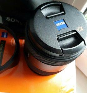 Sony carl zeiss cz16-80 f3.5-4.5