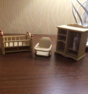 """Мебель """"Sylvanian Families"""""""