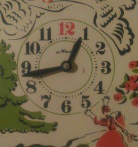 Часы ходики настенные
