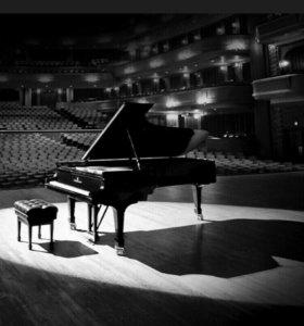 Уроки игры на фортепиано, постановка голоса, вокал