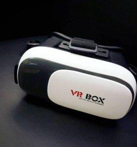Очки Виртуальной Реальности VR BOX 2 + пульт