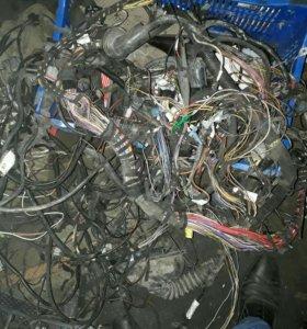 Электропроводка и приборы на Форд Транзит 98 г.в.