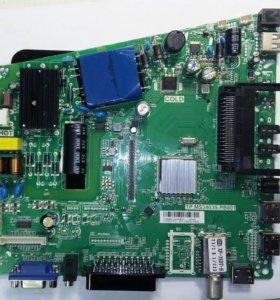 ТВ dexp F40C7100K на запчасти