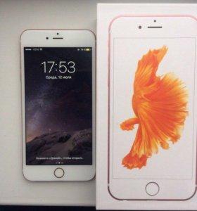 iPhone 6s Plus 64 GB Rose Gold