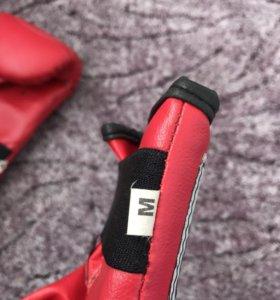 Боксерские перчатки Green Hill Ford. Размер М