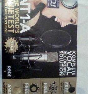 Микрофон Rode NT1A