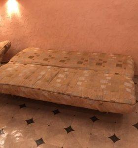 Диван раскладной и мини диван