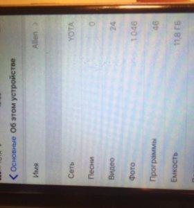 iPhone 6 16 чёрный