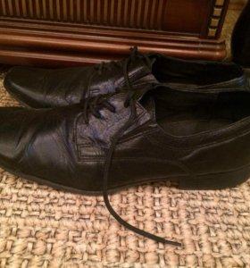 Туфли/ натуральная кожа