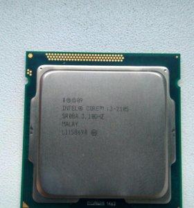 Intel core i3-2105 (3.10 гц)