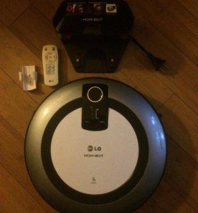 Робот-пылесос LG HOM-BOT VR5905LM