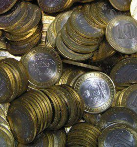 Лот-солянка 30 монет