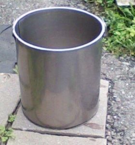 Бак из нержавейки на 70 литров