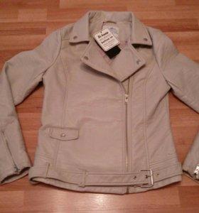 Новая Куртка Cropp р.L  (на р.46-48)