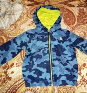 Ветровка-куртка детская.