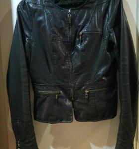 Куртка(жакет) из натуральной кожи