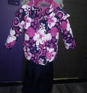 Детский зимний комбинезон zingaro by gusti
