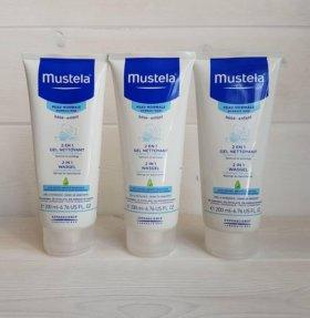 Mustela гель для волос и тела