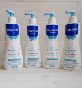 Гель для мытья тела и волосиков Mustela