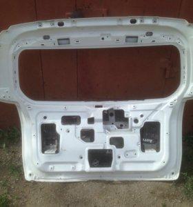 Крышка багажника Шевроле каптива